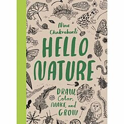 Hello Nature Colouring Book