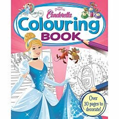 Disney Cinderella Simply Colouring Book