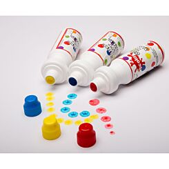 Chubbie Paint Markers 75ml Pack of 8