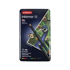 Derwent Inktense Pencils Set of 12