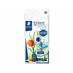 Staedtler Design Journey Watercolour Pencils Pack of 12