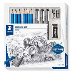 Staedtler Design Journey Sketching Set
