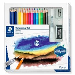 Staedtler Design Journey Watercolour Set