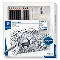 Staedtler Design Journey Charcoal Set