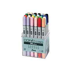 Copic Ciao Marker Pens Pack of 24