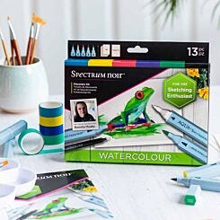 Spectrum Noir Discovery 13 Piece Set Watercolour