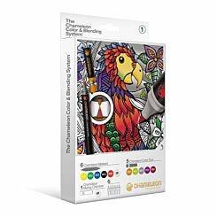 Chameleon Colour and Blending System No.1