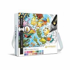 Chameleon Changing Colour Pens Super Set of 30