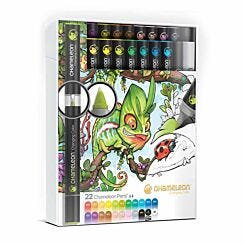 Chameleon Changing Colour Pens Deluxe Set of 22