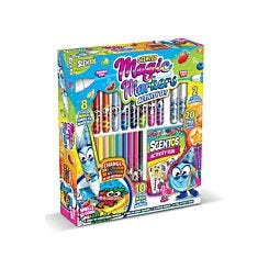 Scentos Scented Magic Markers Activity Set