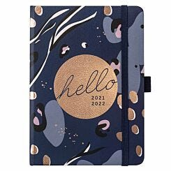 Busy B Mid-Year A6 To Do Diary 2021