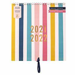 Busy B Mid-Year Calendar 2021