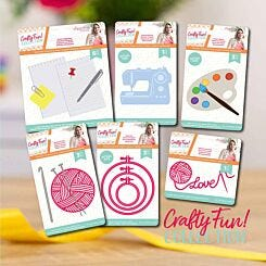 Crafters Companion Crafty Fun Metal Die Collection