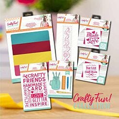 Crafters Companion Crafty Fun Mixed Collection