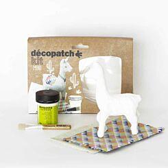 Decopatch Llama Mini Kit
