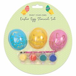 Easter Paint Your Own Egg Set