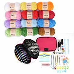 Spiin Crochet Kit