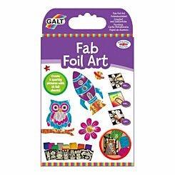 Galt Toys Fab Foil Art Kit