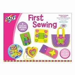 Galt Toys First Sewing Kit