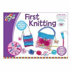 Galt Toys First Knitting Kit