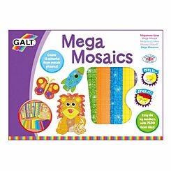 Galt Toys Mega Mosaics Kit