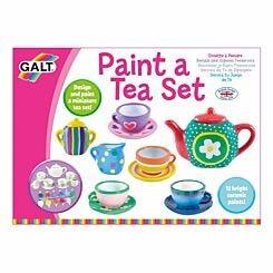 Galt Toys Paint A Tea Set Kit