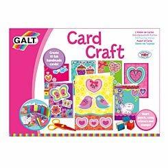 Galt Toys Card Craft Kit