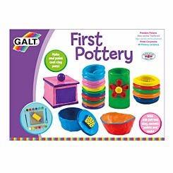 Galt Toys First Pottery Kit