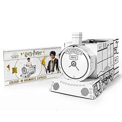 Colour Your Own Harry Potter Hogwarts Express