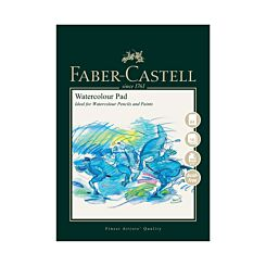 Faber Castell Watercolour Pad 10 Sheets A4