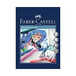 Faber Castell A3 Creative Studio Mixed Media Pad A3