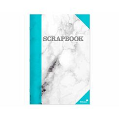Silvine Marble Scrapbook Assorted 40 Pages