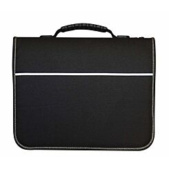 Mapac A4 Quartz Portfolio Case With Rings