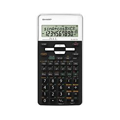 Sharp  EL-531THB-WH Scientific Calculator