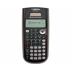 Texas Instruments TI30XPRO Calculator Multi-line display