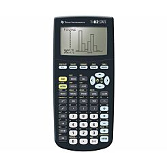 Texas Instruments TI82 STATS Graphic Calculator