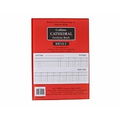 Cathedral Account Book 12 Column 96 Pages 48 Sheets