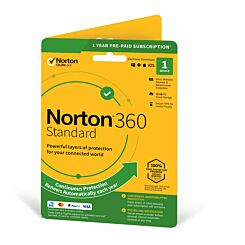 Norton 360 Standard - 1 User 1 Device