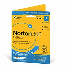 Norton 360 Deluxe - 1 User 3 Device