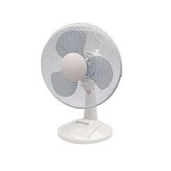 Q-Connect 3 Speed Desktop Fan 12 Inch