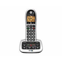 BT 4600 Big Button Cordless Phone Single Handset