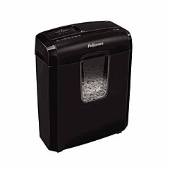 Fellowes Powershred 6C 6 Sheet Cross Cut Shredder