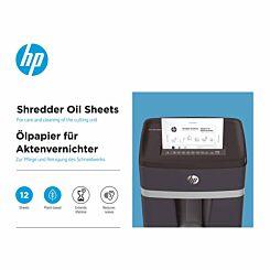 HP Shredder Oil Sheets