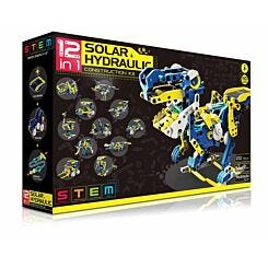 The Source 12 in 1 Solar Hydraulic Construction Kit