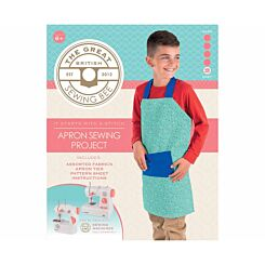 Great British Sewing Bee Apron Sewing Kit