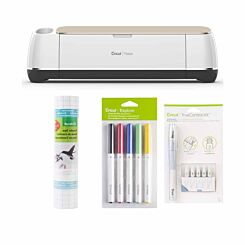 Cricut Maker Champagne Bundle 1