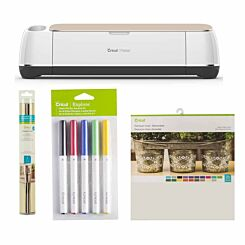 Cricut Maker Champagne Bundle 2