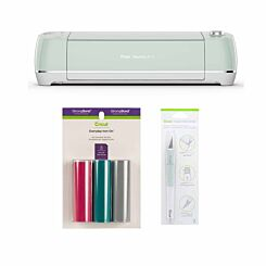 Cricut Explore Air 2 Mint Bundle