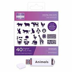 First Edition Digital Die Animals