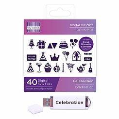 First Edition Digital Die Celebration